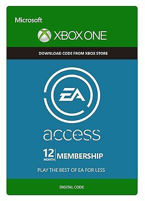 Ea Access 12 Meses/month International