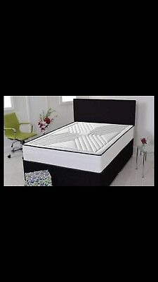 Minister/Cool Blue Soft-touch Memory Foam Mattress (See Description For Options)
