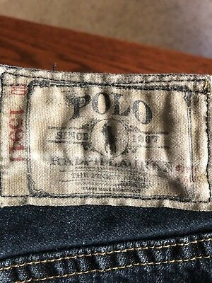Polo Ralph Lauren Boy's Blue Jeans Lot Of 2 Both Size 20 GREAT CONDITION