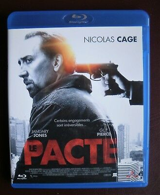 Bluray Film Le Pacte Comme Neuf