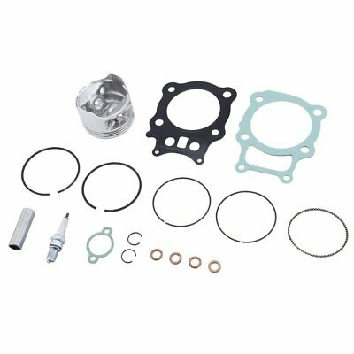 Cylinder Piston Gasket Top End Kit Set for Honda Rancher TRX350 2000-2006CS