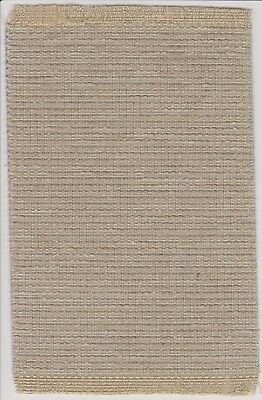 """Dollhouse Miniature Woven Accent Rug in Various Colors of Blue 9/"""" x 5 3//4/"""""""