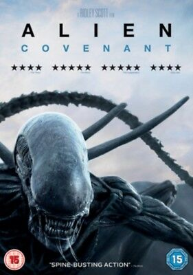 Alien Covenant (DVD, 2017) *NEW/SEALED* 5039036081313, FREE TRACKED UK P&P