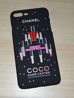 Chanel VIP gift cellphone cover for IPhone 7+/8+ from Chanel Coco Game Center