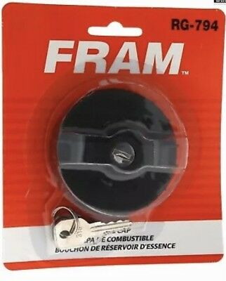 Fuel Cap ~ RG-501 ~New~ Compatibility Makes  Asuna ~to~ Ford FRAM LOCKING Gas