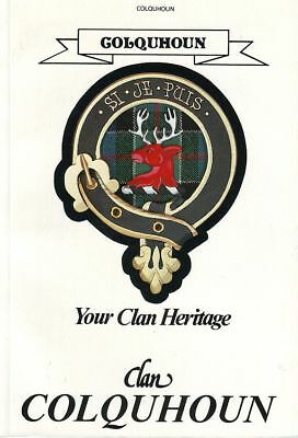 Clan Colquhoun (Your Clan Heritage), Compiled by Alan McNie