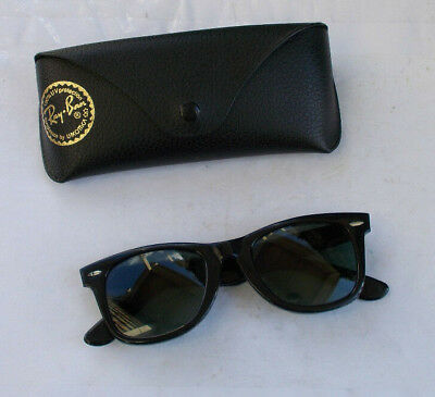 4171190f586 VERY RARE  RAY-BAN BL  Lisbon  Mother of Pearl Frame W  G-15 Lens ...