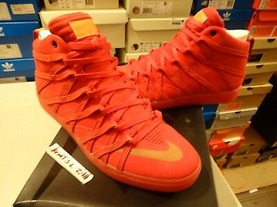 NEW Nike KD 7 VII NSW Lifestyle QS Challenge Red Suede October 653871-600 sz 73f082ed8b