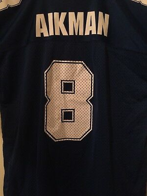 3f090b7130a Vintage Rare 1995 Starter Troy Aikman Dallas Cowboys Football Jersey Youth  L/XL