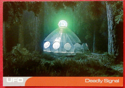 UFO - DEADLY SIGNAL - Card #44 - Unstoppable Cards Ltd 2016