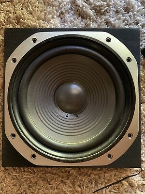 Yamaha Woofer JA2117 From Yamaha NS-30x. Tested Working