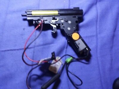 airsoft jg aug gearbox v3 7mm bushings with motor trigger issue