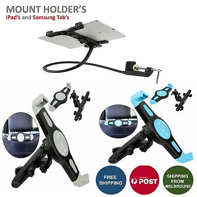 Tablet Stand Holder 360°Rotating Lazy Bed Desk Mount iPad Air iPhone Samsung