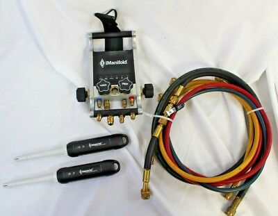 Imperial iManifold 900M Wireless Digital Manifold With Wireless Probes