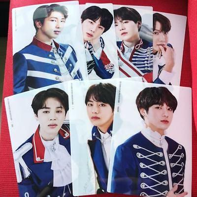 Bts 5Th Army Kit Official Fanclub  Clear File