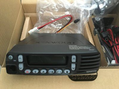 Kenwood TK-8180H Mobile Vehicle UHF FM Transceiver Radio + antenna + cable