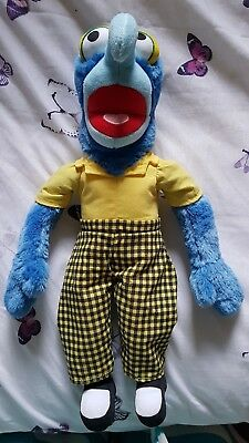a0a321cb739 NEW THE MUPPETS Gonzo 13