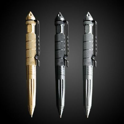 High Quality Defence Personal Tactical Pen Self Defense Pen Anti-skid Glass