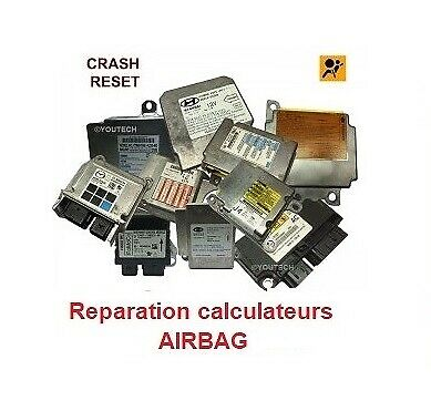 RENAULT MASTER RÉPARATION calculateur airbag - EUR 109,00 | PicClick FR