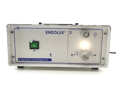 Endolux-2 Cold Light Source for Endoscope - Henke-Sass Wolf GMBH D-78532