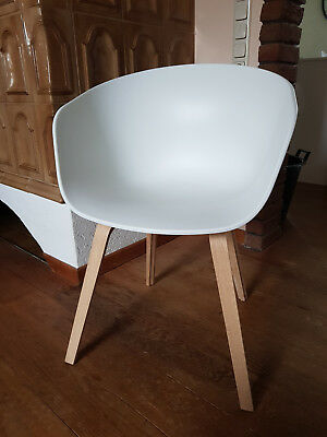 Hay About A Chair Stuhl Gestell Eiche Geseift Top