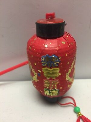 """Asian Chinese New Year Lamp Model For 1/6 Scale 12"""" Doll Figure Diorama"""