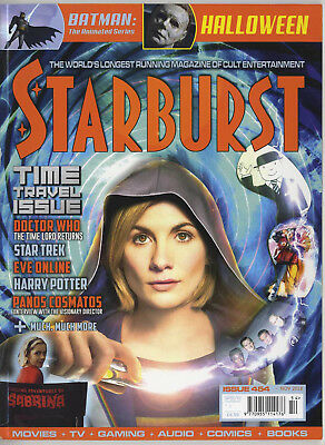 Starburst 454 (2018 newsstand) Time Travel special issue