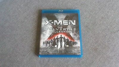 Collection 6 blu-ray * X-men & Wolverine * Marvel integrale
