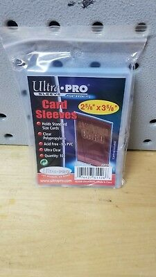 1000 Ultra Pro Baseball Sports Card Soft Penny Sleeves 2 5/8 X 3 5/8 1,000 81126