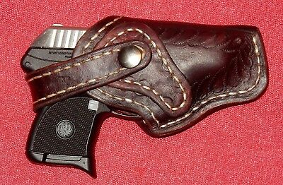 RUGER LCP CROSS Draw Holster