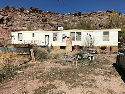 1017ft MOBILE In HOLBROOK, AZ - NO RESERVE, CASH SALE!  GREAT LOCATION!