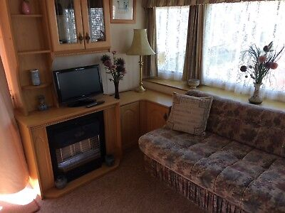 8 Berth Caravan Hire. Holiday Coral Beach Ingoldmells Skegness 14-19 April £190