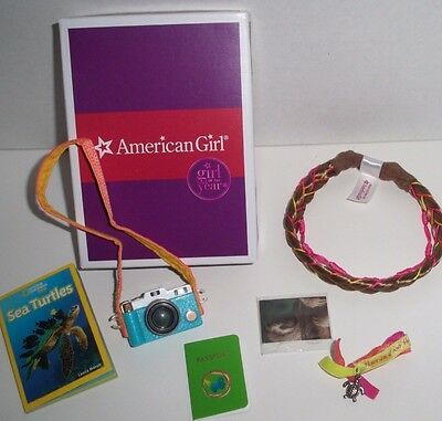 American Girl Doll Lea  Clark Accessories.nib.