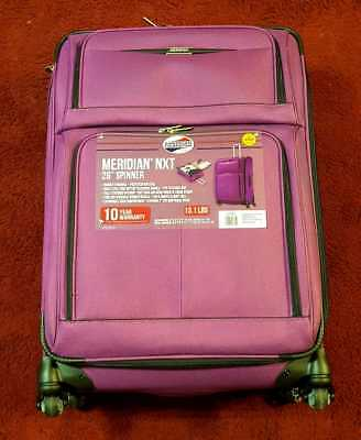 American Tourister Meridian NXT Softside Spinner 29 Extra Capacity NEW