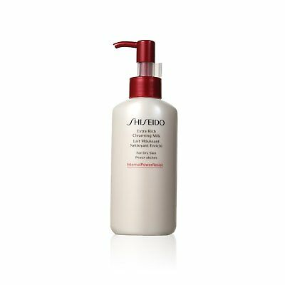 Shiseido Ginza Tokyo Extra Rich Cleansing Milk 125ml Japan Cleanser Face Wash