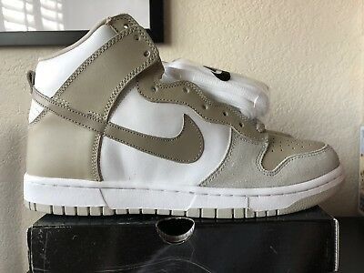 buy popular 06a8d b8194 Nike Sb Dunk High 2006 Size 9.5 DS Creed Khaki
