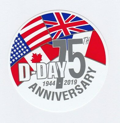 D-Day 75Th Anniversary - 1944.2019