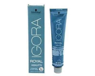 Schwarzkopf IGORA ROYAL Highlifts 12-11 Spezialblond Cendre Extra 60 ml