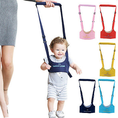 Walking Harness Aid Assistant Safety Rein Train Baby Toddler Learn to Walk NEW