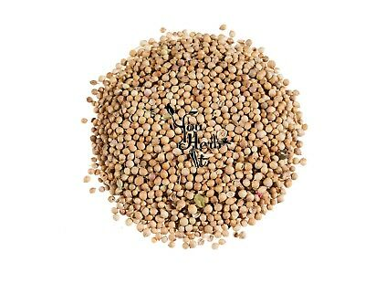 Coriander Dried Whole Seeds Cilantro Spice 25g-75g - Coriandrum Sativum