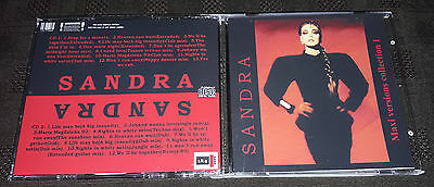 Sandra Cretu - Maxi Versions Collection 1 (2 CD) RARE FAN EDITION with 25 mixes