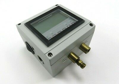 Dwyer DHII-006 Digihelic Differential Pressure Controller