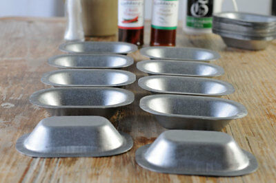 10 pie and mash pie tins – Make your own pies