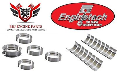 1974-2003 Dodge Chrysler 360 5.9L OHV V8  Main /& Rod Bearings