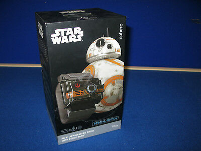 SPHERO Star Wars Special Edition App Controlled BB-8 Droid with Force.