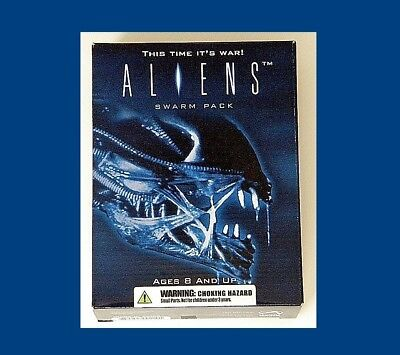 Aliens Deluxe Figurine Swarm Pack Mib Ultra Rare From Thk Tree House Kids!!