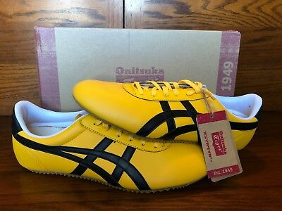 more photos 3a3a8 1d227 ONITSUKA TIGER TAI Chi Limited Edition Kill Bill / Bruce Lee Shoes Size 10