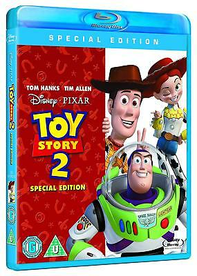 Toy Story 2 - Special Edition (Blu-ray, Disney, Region Free) *NEW/SEALED*