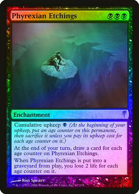 Phyrexian Snowcrusher FOIL Coldsnap NM-M Uncommon MAGIC GATHERING CARD ABUGames
