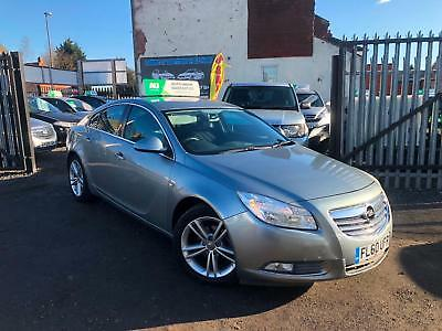 2011 Vauxhall Insignia 2.0 Cdti Sri 5 Door Hatchback Sat Nav Long Mot Warranty